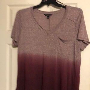 Hi- low t-shirt